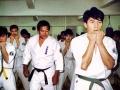 Ашихара-на-тренировке